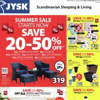 - Summer Sale Flyer
