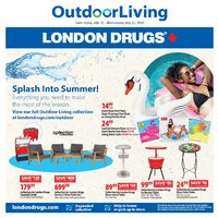 London Drugs - Outdoor Living Flyer