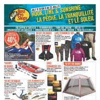 Bass Pro Shops - Hook, Line & Sunshine Sale Flyer