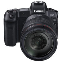Canon EOS R Full-Frame Mirrorless Camera with 24-105mm Lens Kit