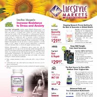Lifestyle Markets - Monday Magazine Flyer