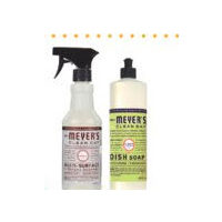 Mrs. Meyer's Air Care, Dish Soap or Household Cleaners
