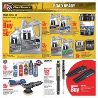 PartSource - Road Ready Flyer