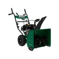 Certified 224cc Snowblower With Electric and Manual Start