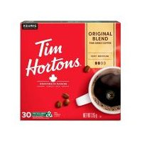 McCafe Or Tim Hortons Coffee Or Tea K-Cup Pods, 30-Ct