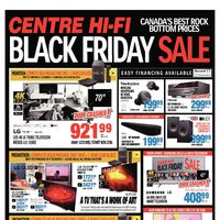 Centre HIFI - Black Friday Sale Flyer
