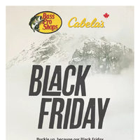 Bass Pro Shops - Black Friday Sale Flyer