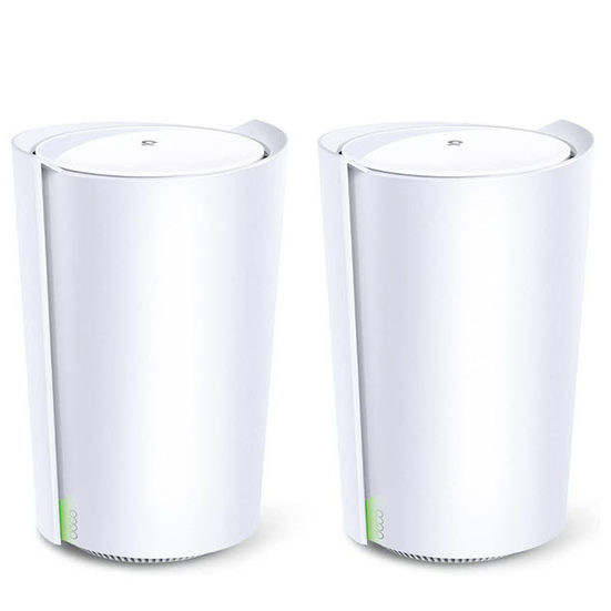 2. Runner Up: TP-Link Deco Tri-Band Wi-Fi 6 Mesh System