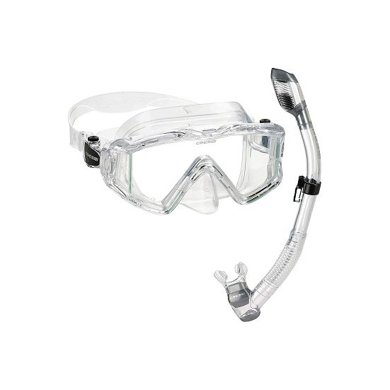 5. Best Field of Vision: Cressi Dry Panoramic Wide View Mask