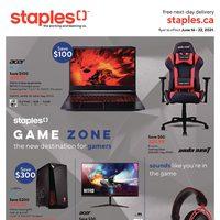 Staples - Weekly Deals Flyer