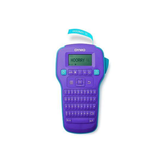 5. Best Budget Pick: Dymo Colorpop Color Label Maker, Handheld, Purple