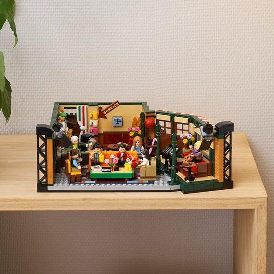 2. Runner Up: LEGO Ideas Friends Central Perk