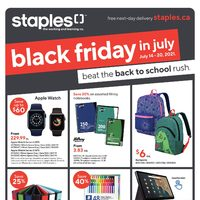- Weekly Deals - Black Friday in July Flyer