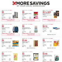 - Great Savings Flyer