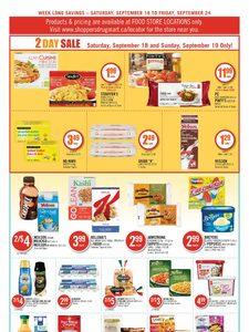[Valid Sat Sep 18 — Fri Sep 24] Shoppers Drug Mart