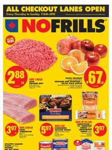 [Valid Thu Sep 23 — Wed Sep 29] No Frills