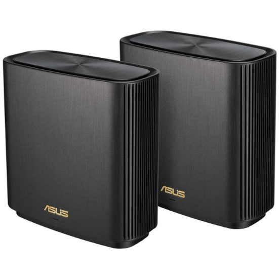 7. Also Popular: Asus ZenWiFi AX Whole-Home Tri-Band Mesh Wi-Fi 6 System