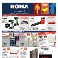 - Weekly Deals Flyer