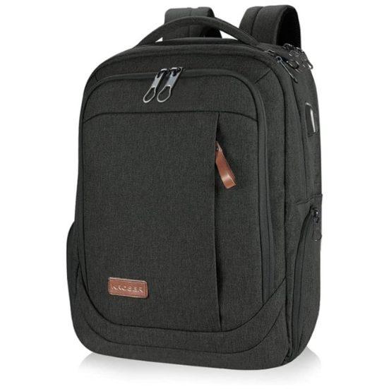 4. Best for Laptops: KROSER Laptop Backpack