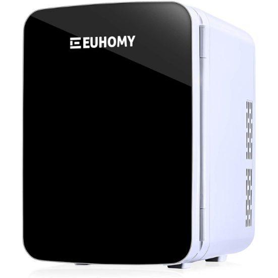 7. Also Consider: Euhomy Mini 20L Portable fridge & Electric Cooler Car fridge