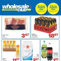 Wholesale Club - Club Savings Flyer