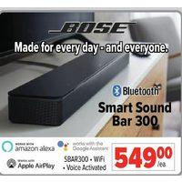 Bose Smart Sound Bar 300