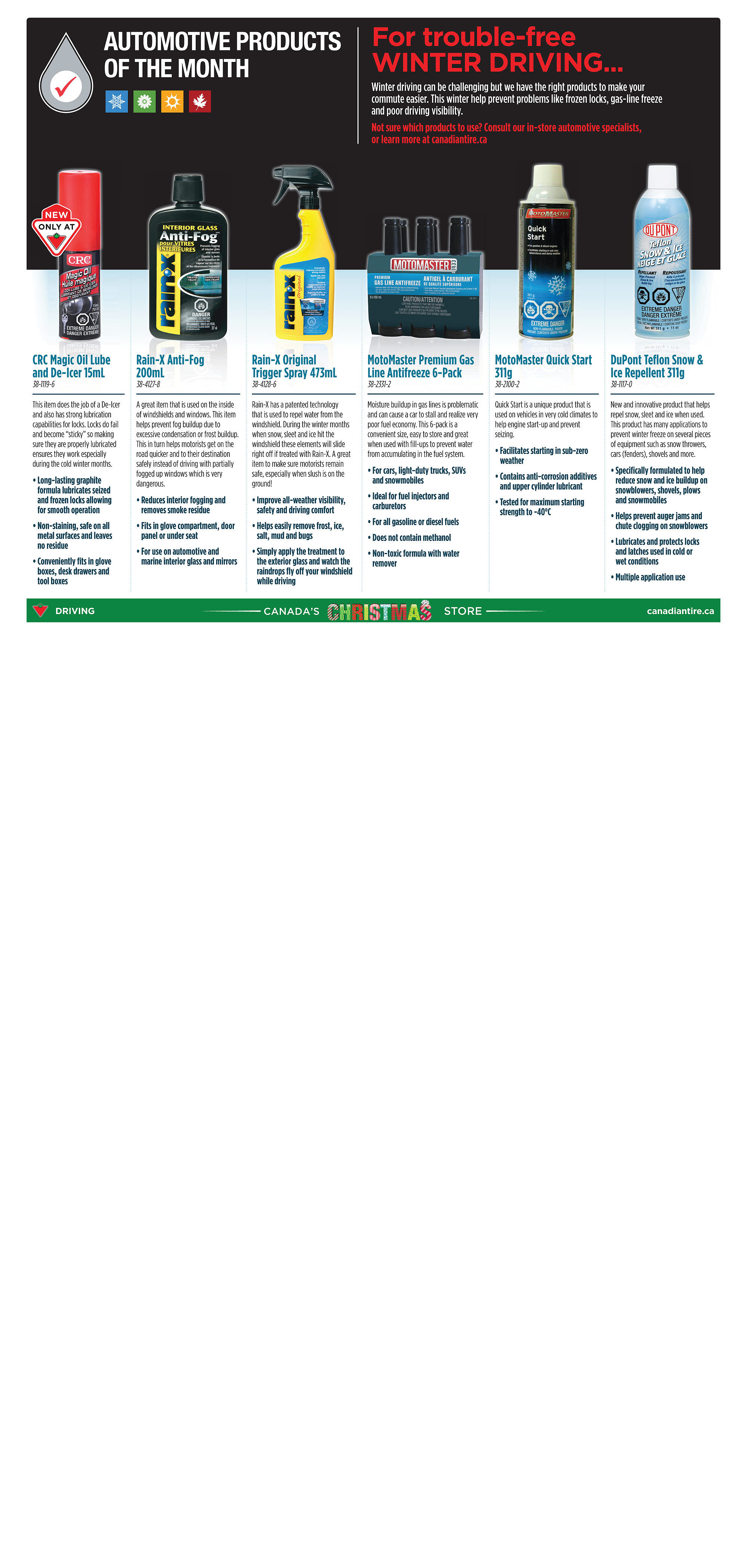 Canadian Tire Weekly Flyer - Weekly Flyer - Dec 5 – 12 ...
