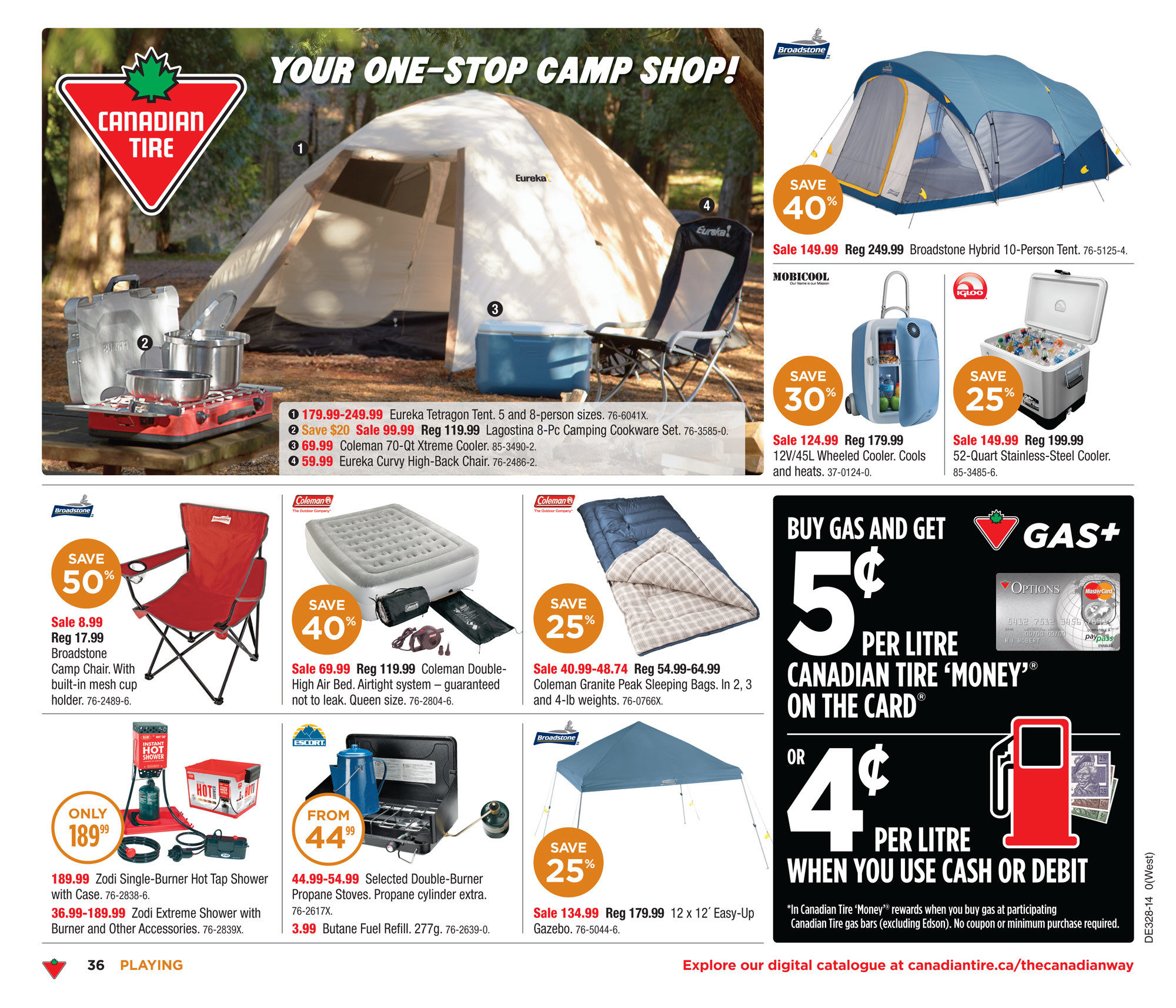 canadian tire weekly flyer weekly flyer jul 4 10