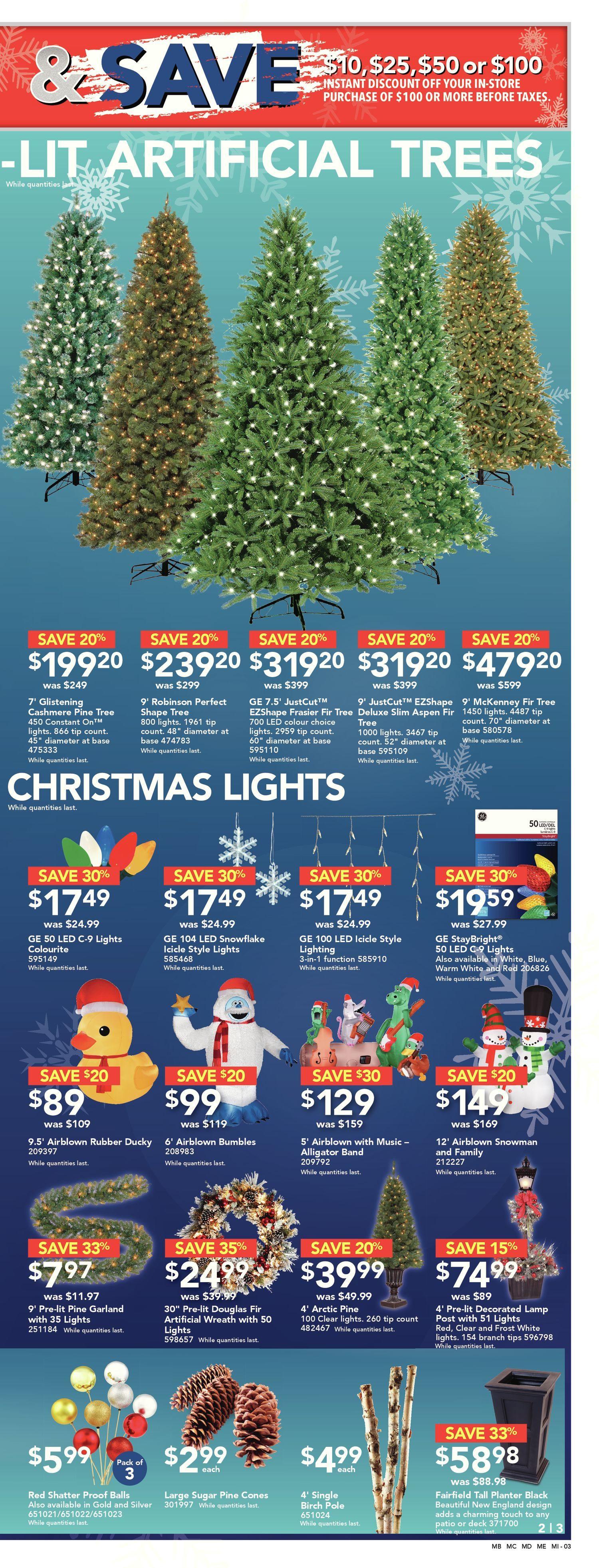 Lowe\'s Weekly Flyer - Scratch & Save - Nov 13 – 19 - RedFlagDeals.com