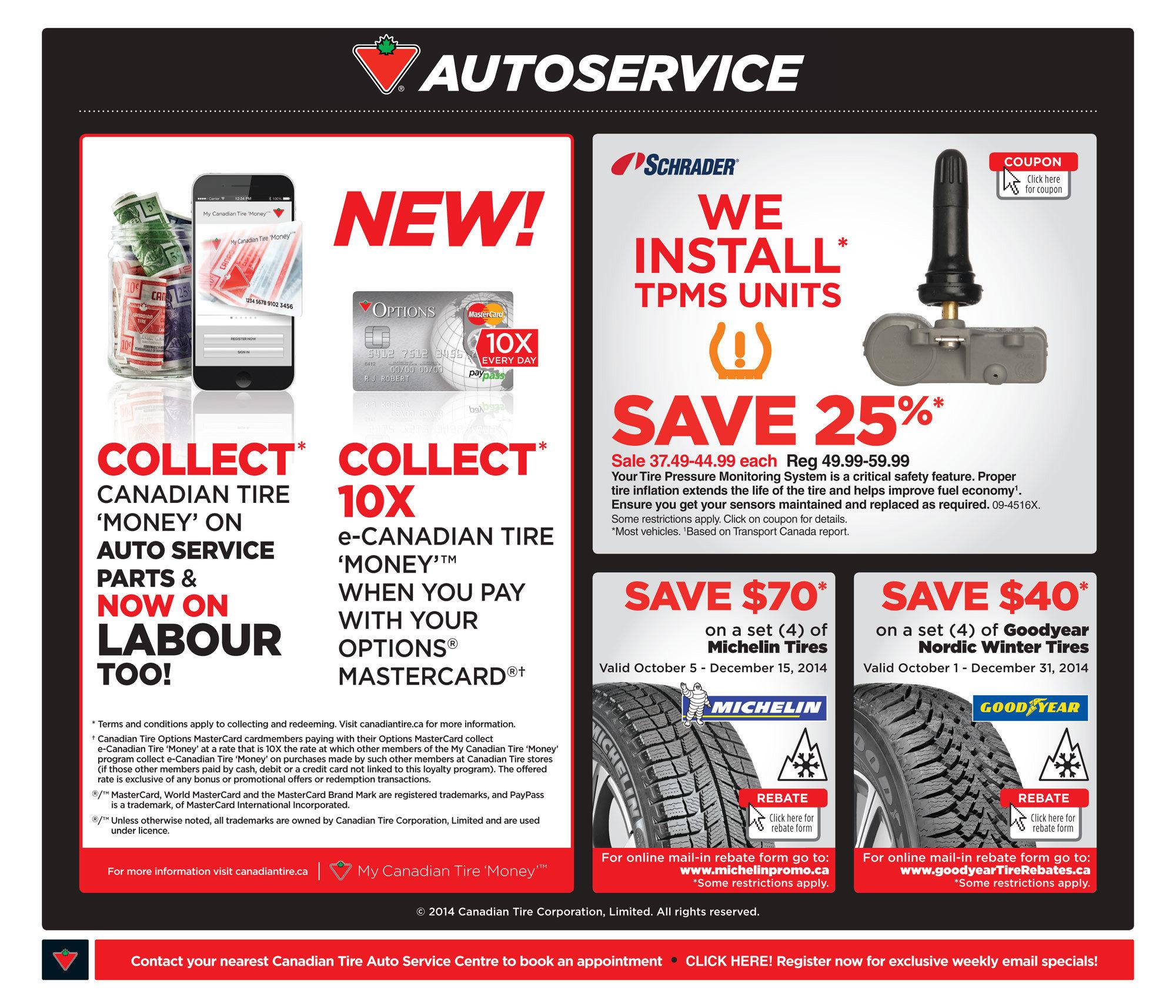 Canadian Tire Weekly Flyer - Weekly Flyer - Nov 21 – 27 ...
