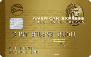 Compare best business credit cards in canada redflagdeals credit cards american express air miles gold business card reheart Images
