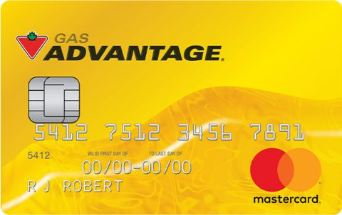 Canadian Tire Gas Advantage MasterCard®