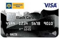 Laurentian Bank Visa® Black Reduced Rate Card