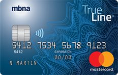 True Line® Gold Mastercard® credit card