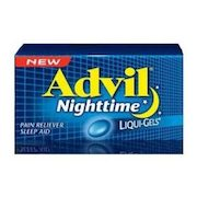 Get a Free Sample of Advil Nighttime!