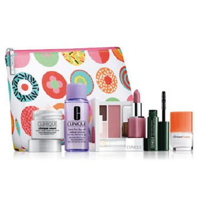 The Bay Hudson's Bay: Free 7-Piece Clinique Gift Set with $34 Clinique Purchase + Bonus Gift With $75 Purchase! Free 7-Pc. Clinique Gift Set With $34 ...