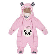 Deux Par Deux Baby Girls' Coucou Panda! One-Piece Snowsuit - $39.99 ($120.01 Off)