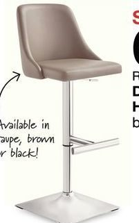 Home Outfitters Distinctly Home Jordan Barstool Redflagdeals Com
