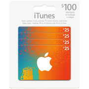Costco.ca: $100.00 iTunes Card Multipack $83.99 (regularly $93.99)