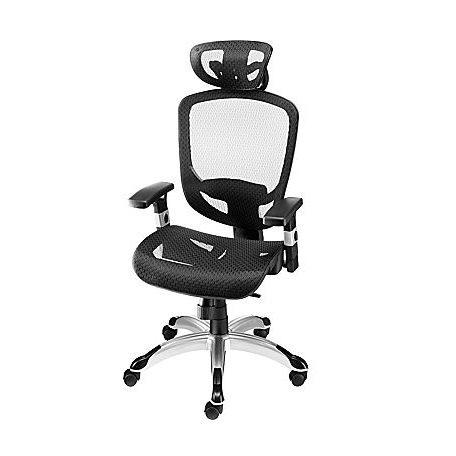 Staples Grey Hyken Technical Mesh Task Chair
