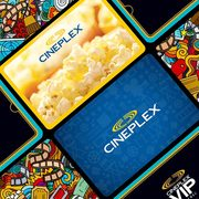Cineplex Holiday Gift Bundle: Get Six FREE Coupons with the Purchase of a $40.00+ Gift Card
