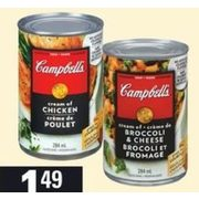 Campbell's Condensed Soup - $1.49