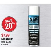 Salt Eraser - $7.99 (20% off)