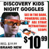 Discovery Kids Night Goggles - $10.99