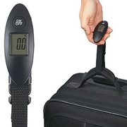 Portable Digital LCD Luggage Scale 50 KG Max - $9.99