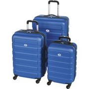 Outbound Hardside Spinner Luggage Set, 3-pc - $119.99 ($280.00 Off)