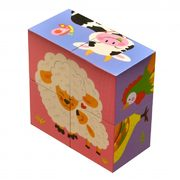 Cube Puzzle - Farm Animals - Viga Toys - $6.95 ($2.98 Off)