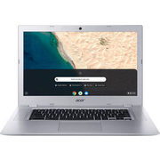 "Acer 15.6"" Chromebook - Silver (AMD A4-9120C/32GB eMMC/4GB RAM/Chrome OS) - $299.99 ($100.00 off)"