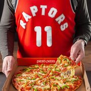 Pizza Pizza: 25% Off Orders of $20.00 or More During the 2019 NBA Finals