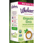 Wholesome Organic Stevia - $5.99